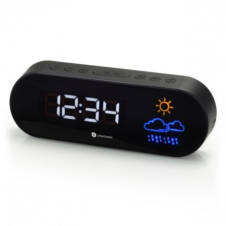 Rádio despertador AudioSonic CL-1489