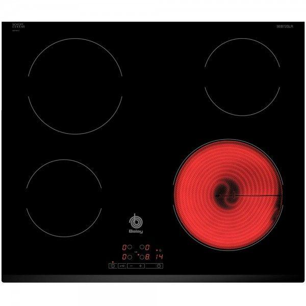 Placa de vitrocerâmica Balay 3EB720LR