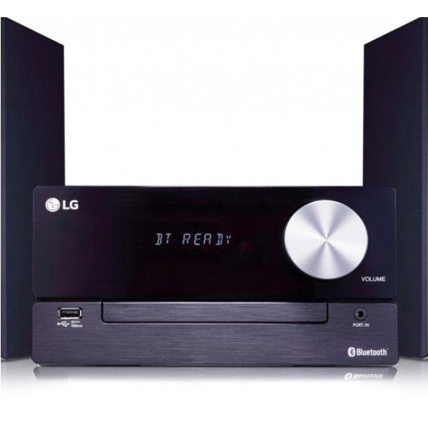 Aparelhagem de som LG CM2460