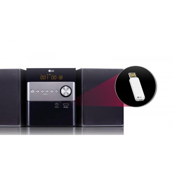 Aparelhagem de som LG CM1560