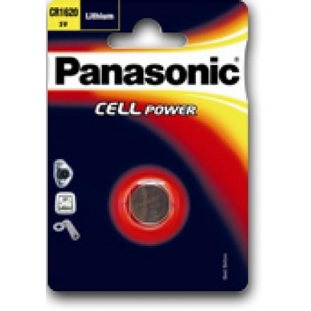 Pilhas não-recarregáveis Panasonic CR2025L/1BP