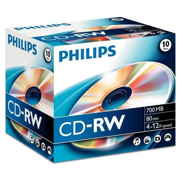 CDs virgens Philips 8710101710242