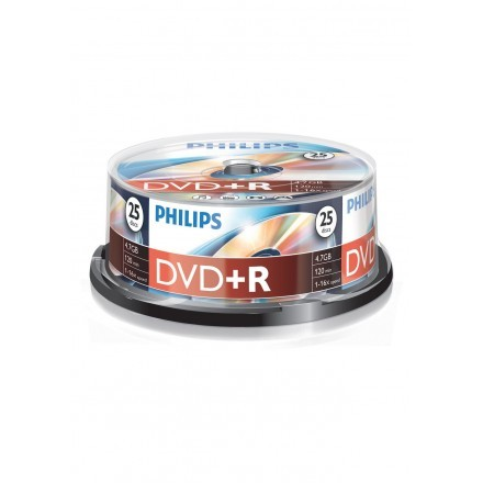 DVDs virgens Philips DR4S6B25F/00