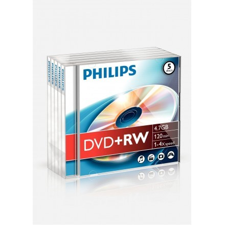 DVDs virgens Philips DW4S4J05F/10