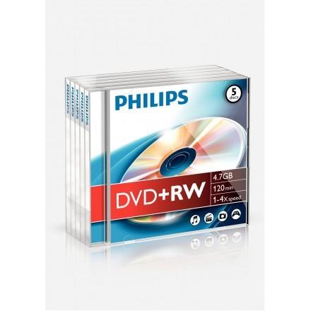 DVDs virgens Philips DW4S4J05F/10