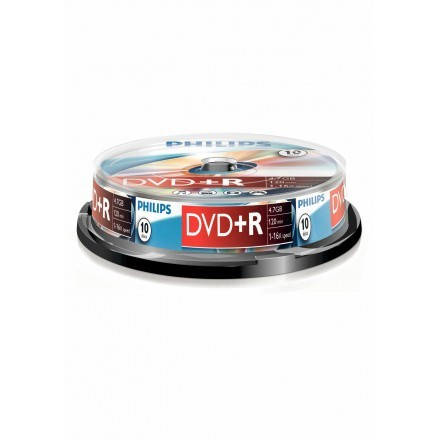 DVDs virgens Philips DR4S6B10F/00