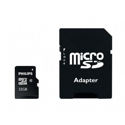 Cartão de memória 32GB Philips FM32MP45B/10