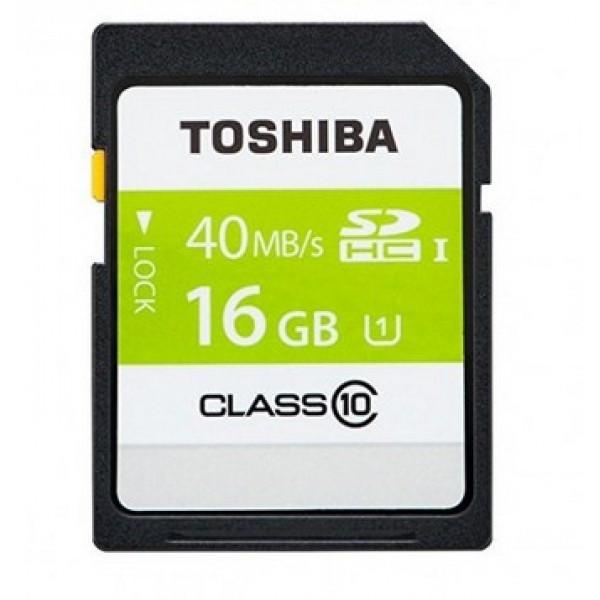 Cartão de memória 16GB Toshiba SD-T016NFC(6