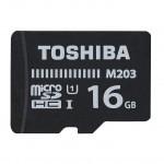 Cartão de memória 16GB Toshiba THN-M203K0160EA