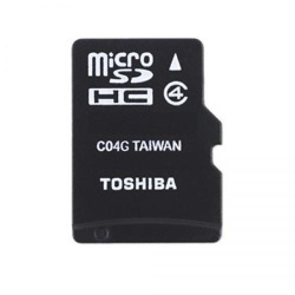 Cartão de memória 16GB Toshiba THN-M102K0160M2
