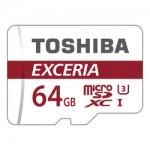 Cartão de memória 64GB Toshiba THN-M302R0640EA