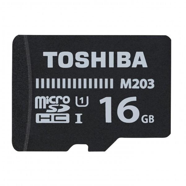 Cartão de memória 16GB Toshiba THN-M203K0160E4