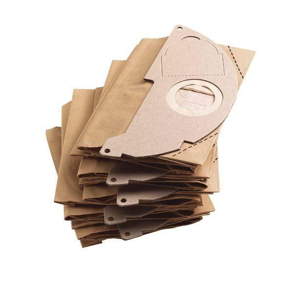 Pack de 5 Sacos de aspirador Kärcher
