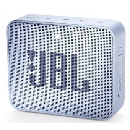 Coluna portátil JBL GO2CYAN