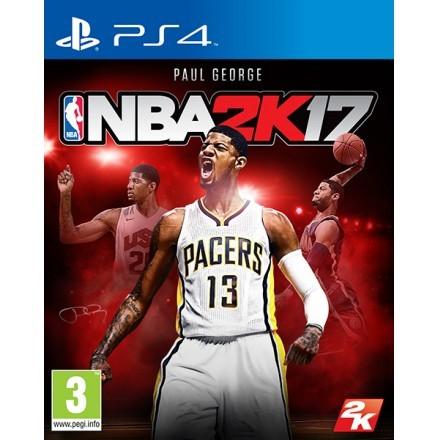Jogo de vídeo 2K NBA 2K17, PlayStation 4