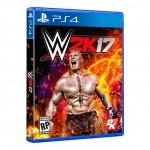 Jogo de vídeo 2K WWE 2K17 + Goldberg Pack, PlayStation 4