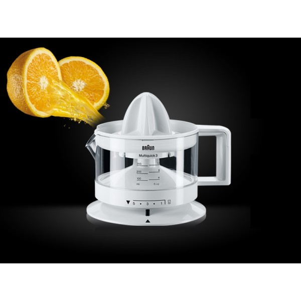 Espremedor de citrinos Braun CJ 3000