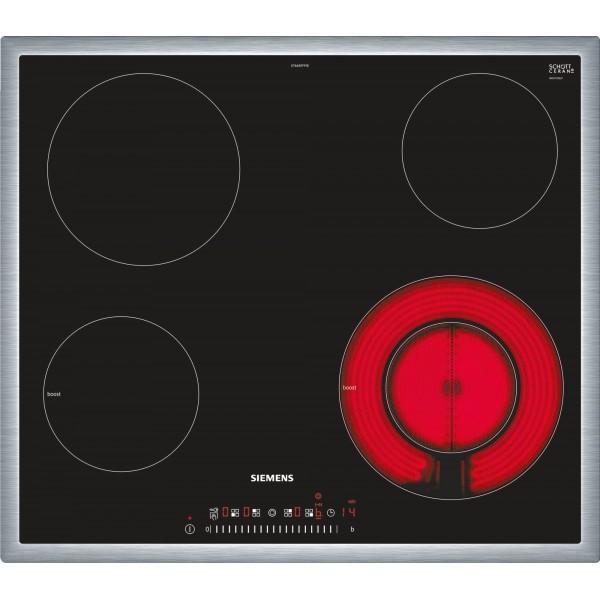 Placa Vitrocerâmica Siemens ET645FFP1E