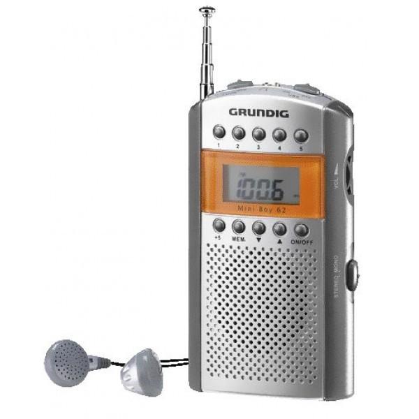 Rádio Grundig Mini Boy 62