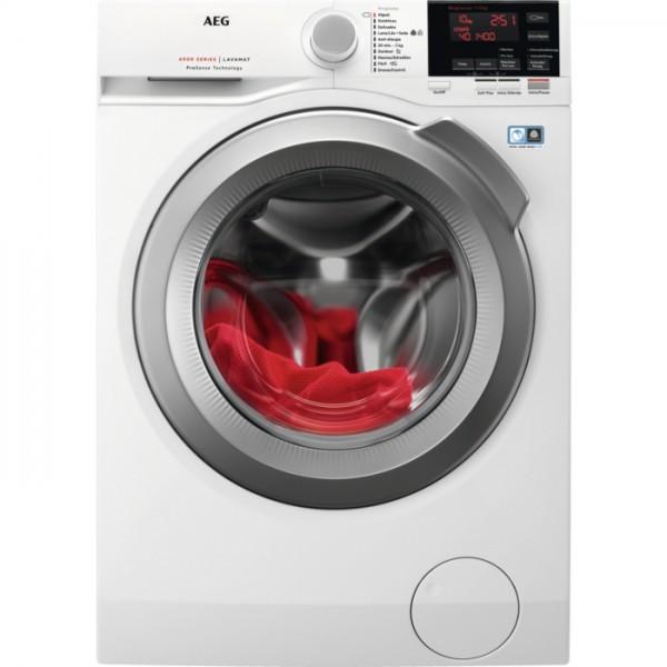 Máquina de lavar roupa AEG L6FBG144