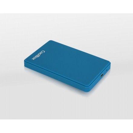 Caixa externa para Disco Rígido CoolBox COO-SCG2543-6
