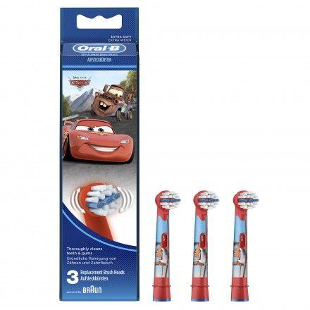 Recargas de cabeças de escova de dentes Oral-B EB 10-3 K