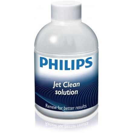 Solução de limpeza para máquina de barbear Philips HQ200/03