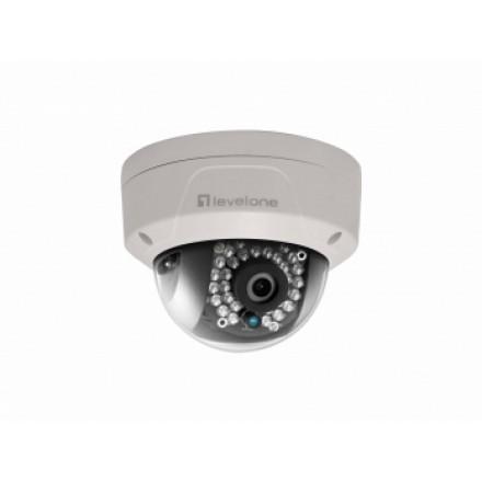 Câmara de segurança LevelOne FCS-3084
