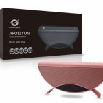 Coluna portátil Conceptronic APOLLYON 01R