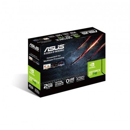 Placa gráfica ASUS GT 710 2GB DDR5