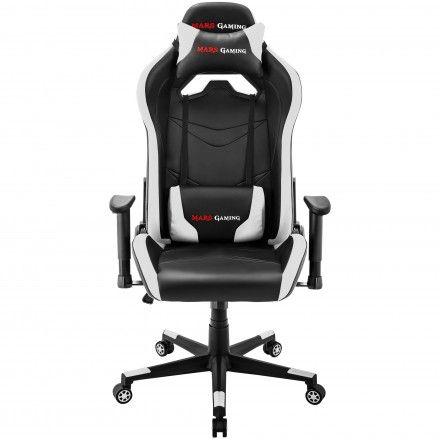 Cadeira Mars Gaming MGC3BW
