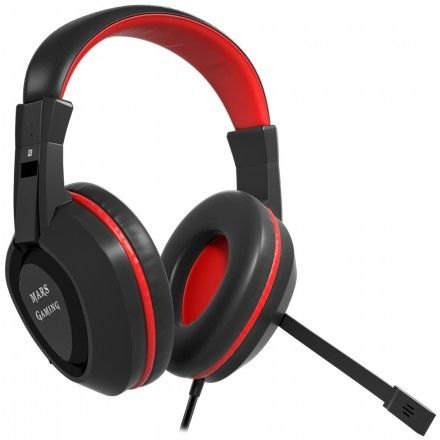 Headset Mars Gaming MAH1V2