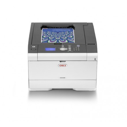 Impressora a laser OKI C532dn