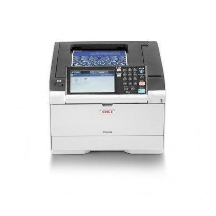 Impressora a laser OKI C542dn