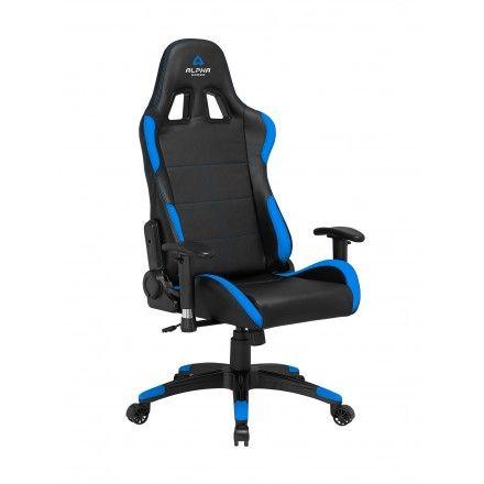 Cadeira Alpha Gamer AGVEGA-BK-BL