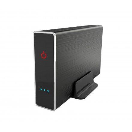 Caixa para discos rígidos CoolBox SlimChase A-3503