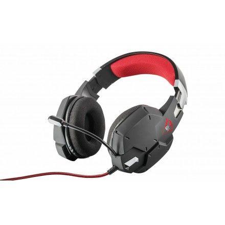 Auscultadores c/mic. TRUST GXT 322 Dynamic Headset - 2040820408