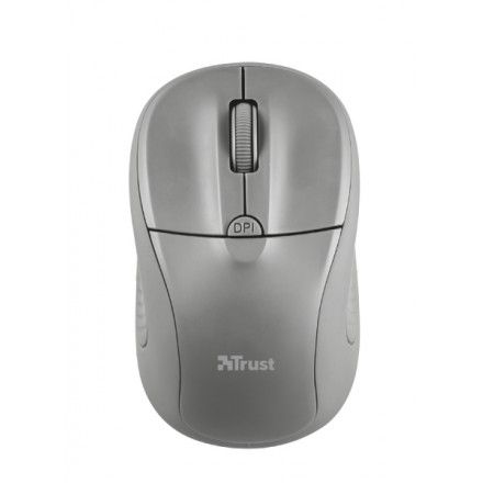 Rato TRUST Primo Wireless Mouse Grey - 20785