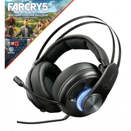 Headset TRUST Dion Gaming + FARCRY5
