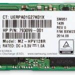 Disco SSD 256GB HP 1PD59AA