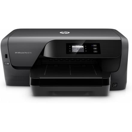 Impressora a jato de tinta HP OfficeJet Pro 8210