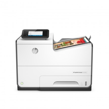 Impressora a jato de tinta HP PageWide Managed P55250dw
