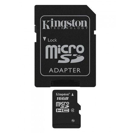 Cartão de memória Kingston Technology SDC4/16GB