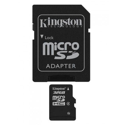 Cartão de memória 32GB Kingston Technology SDC4