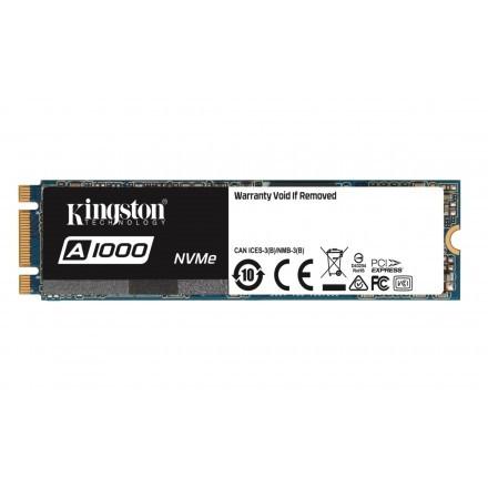 Disco SSD 240GB Kingston Technology SA1000M8/240G
