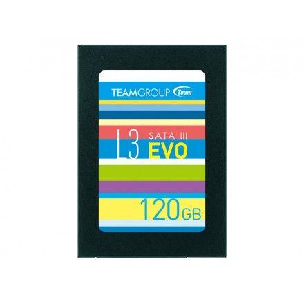 Disco SSD 120GB Team Group L3 EVO