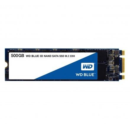 Disco SSD 500 GB Western Digital WDS500G2B0B