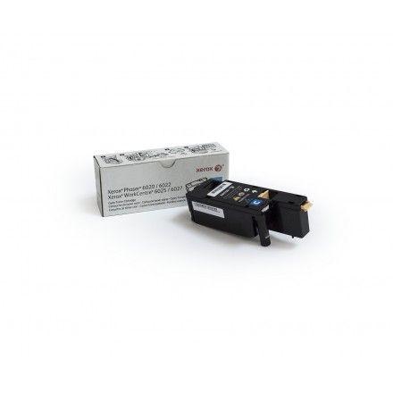 Tinteiro Ciano Xerox 106R02756