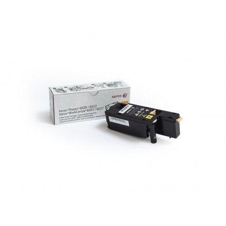 Toner Amarelo Xerox Phaser 6020/6022