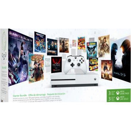 Xbox One S Starter Bundle 1TB